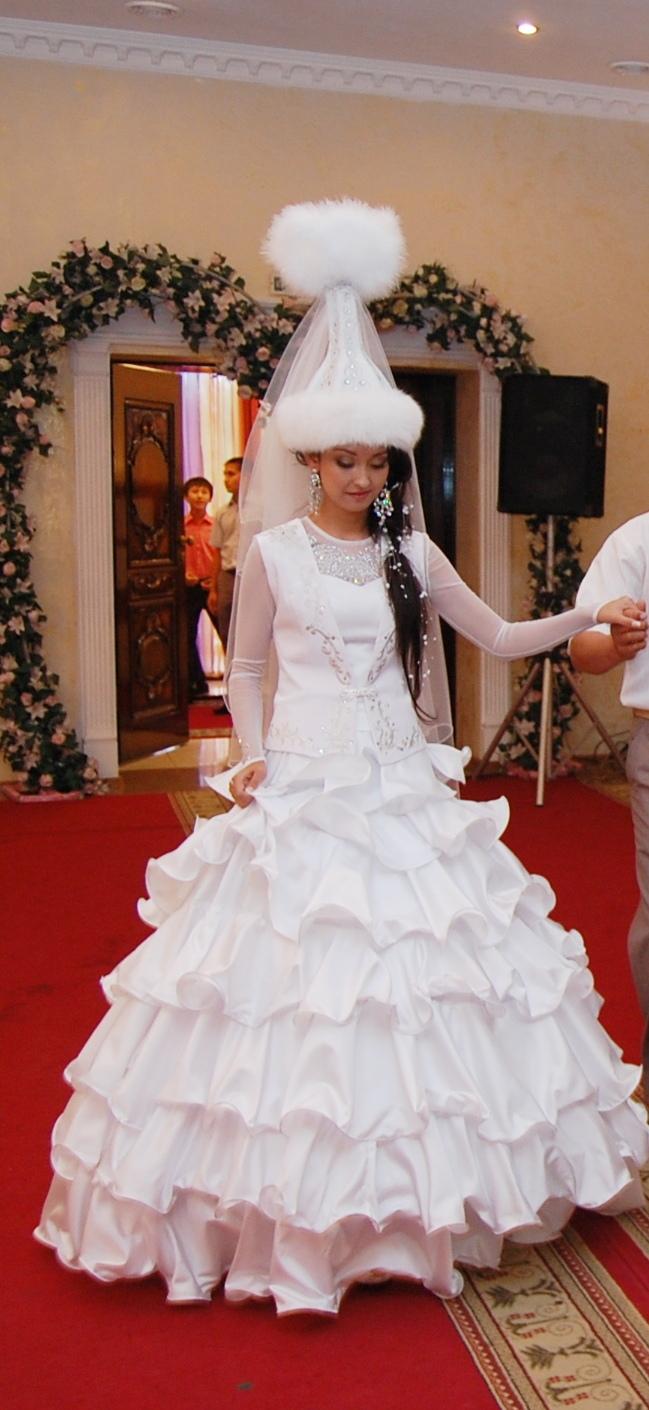 Свадебные казахские национальные