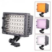 накамерный осветитель LED-160+зарядное устройство Maha Powerex+6штАА