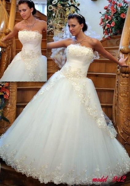 Wedding Saloon :: Свадебные платья 2011 фото и цены в Чебоксарах