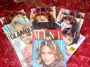 Продам журналы MINI,  GLAMOUR,   ЛИЗА