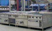 Установка и ремонт кухонного оборудования в ресторанах,  барах и.т.д