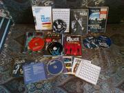 Продаются аудио-видео диски из личной коллекции.