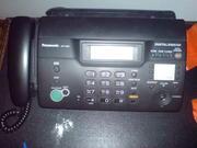 Факс Panasonic kx-ft938 в отличном состоянии