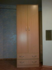 3 шкафа,  комод