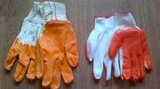 рукавицы рабочие, перчатки.