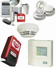 Видеонаблюдение,  контроль доступа,  охранно-пожарная сигнализация