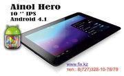 Брендовые планшеты Ainol Hero купить в Алматы.