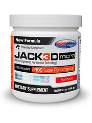 USPlabs Jack3D Micro 145gr.