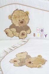 Постельное белье Teddy Ivory (Тедди Айвори) Giovanni Англия