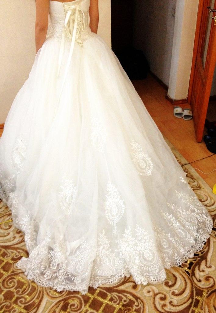 Свадебные платья напрокат в алматы и с