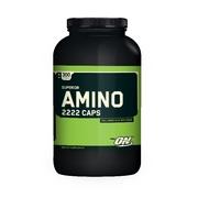 Аминокислоты и BCAA Optimum Amino 2222,  300 капсул