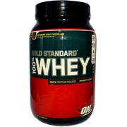 Optimum Nutrition,  100% Whey,  Gold Standard,  900г
