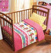 Комплекты детской постели