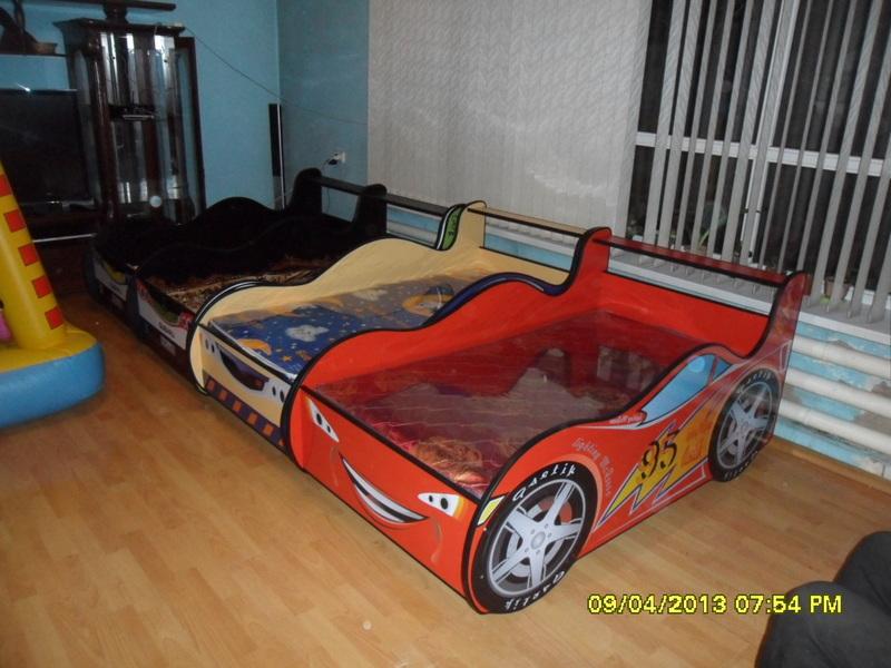 Как сделать кровать для мальчика