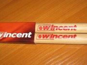 Барабанные палочки Wincent,  оригинал,  новые,  Швеция.