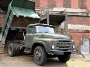 Доставка сыпучих строительных материалов