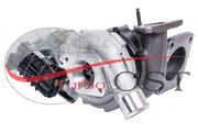 турбокомпрессор Ford Transit VI 2.4 TDCi