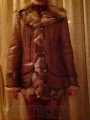 Дублёнка стильная Gianfranco Ferré, Италия размер 44-46