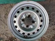 Продам диски R13 металлические 4х100