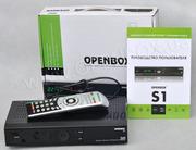 Телевизионный ресивер OPENBOX S1 (в наличии)