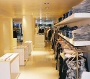 корпусная мебель для бутиков и магазинов на заказ