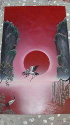 Продам картину Восход