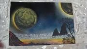 Продам картины на космическую и другие тематики