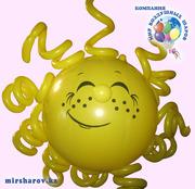 Мир воздушных шаров Фигура из воздушных шаров