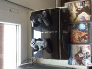 Продаю PS3 Fat в отличном состоянии.