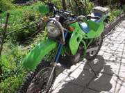 Мотоцикл Эндуро Kawasaki KDX250SR 1996 года