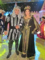 Карнавальные костюмы на прокат Томирис Алматы ул Валиханова 83,  3177614, дешево