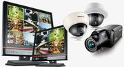 Установка видеонаблюдения,  видеодомофонов,  систем контроля доступа