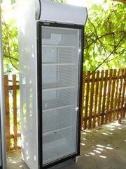 Продам холодильную витрину KLIMASAN 370 л.об. б/у