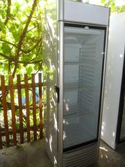 Продам холодильную витрину LOTOS 360 л.об. б/у
