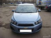 Chevrolet Aveo (Шевроле Авео) с ФОТО