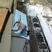 Монтаж и устройство балконных козырьков в Алматы недорого 328-98-20
