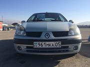 Действительно экономичная машина Renault Clio 2004 г.Отличное состояни