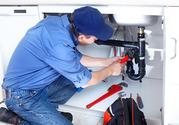 Монтаж – демонтаж отопления,  водопровода и сантехники