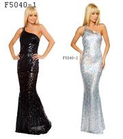 черное  вечернее новогоднее платье из мишуры-дешево