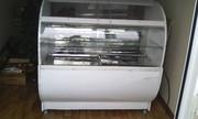 холодильник витриный горизонтальный в. 120 ш. 120 г. 80 см новый мотор