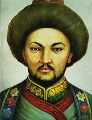 портреты казахских деятелей