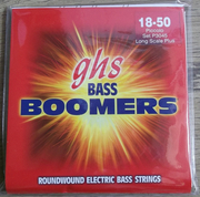 Струны GHS серии Bass Boomers