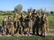 Военно-спортивный лагерь «МЕРЕКЕ»