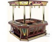 Продам игровую рулетку Альфастрит,  Alphastreet 8 мест,  2005 года