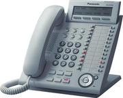 Цифровой системный телефон Panasonic KX-DT343