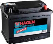 Аккумуляторы - Hagen