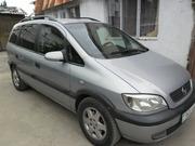 Opel Zafira 2001 г.в. 1.8 л.,  минивэн,  бензин,  КПП механика