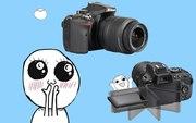 Продам Nikon D5200 kit