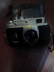 Продам фотоаппарат zorki