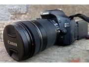 Canon 600D efs 18-135mm
